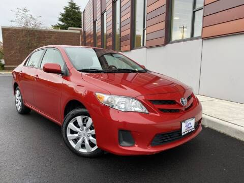 2012 Toyota Corolla for sale at DAILY DEALS AUTO SALES in Seattle WA