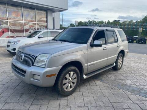 2008 Mercury Mountaineer for sale at Tim Short Auto Mall in Corbin KY