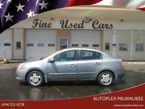 2010 Nissan Sentra for sale at Autoplex Milwaukee in Milwaukee WI