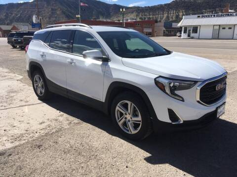 2018 GMC Terrain for sale at Northwest Auto Sales & Service Inc. in Meeker CO