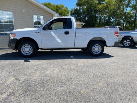 2014 Ford F-150 for sale at K & P Used Cars, Inc. in Philadelphia TN