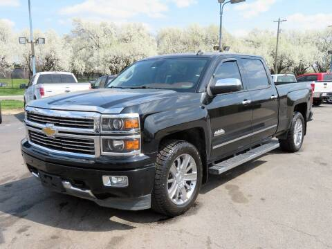 2014 Chevrolet Silverado 1500 for sale at Low Cost Cars North in Whitehall OH