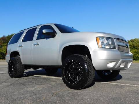 2013 Chevrolet Tahoe for sale at Used Cars For Sale in Kernersville NC