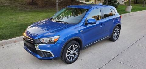 2018 Mitsubishi Outlander Sport for sale at Western Star Auto Sales in Chicago IL