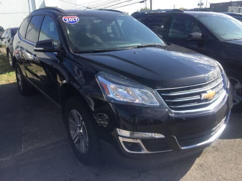 2017 Chevrolet Traverse for sale at M-97 Auto Dealer in Roseville MI