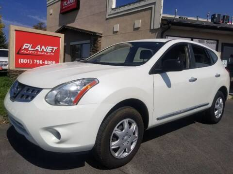 2013 Nissan Rogue for sale at PLANET AUTO SALES in Lindon UT