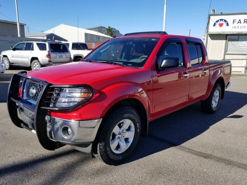 2010 Nissan Frontier for sale at Kevs Auto Sales in Helena MT