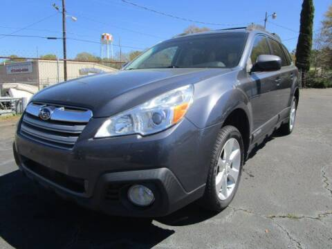 2014 Subaru Outback for sale at Lewis Page Auto Brokers in Gainesville GA