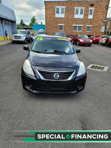2012 Nissan Versa for sale at VALLEY IMPORTS LLC in Cincinnati OH