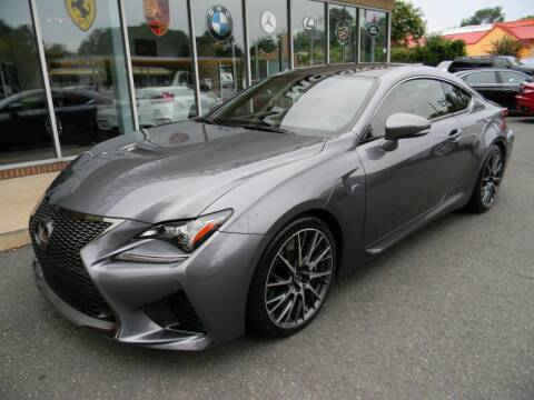 2015 Lexus RC F for sale at Platinum Motorcars in Warrenton VA