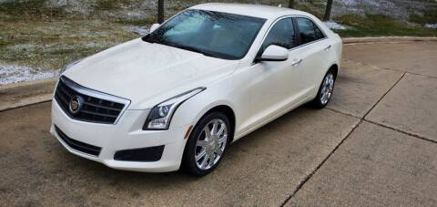2014 Cadillac ATS for sale at Western Star Auto Sales in Chicago IL