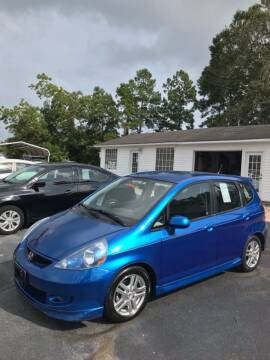 2007 Honda Fit for sale at Northgate Auto Sales in Myrtle Beach SC
