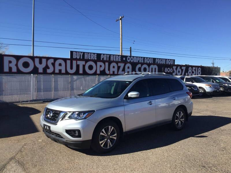 2017 Nissan Pathfinder for sale at Roy's Auto Plaza 2 in Amarillo TX