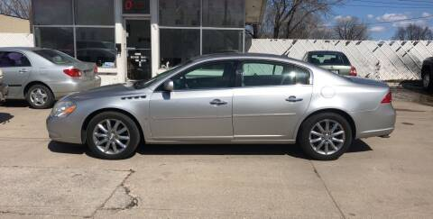 2007 Buick Lucerne for sale at Velp Avenue Motors LLC in Green Bay WI