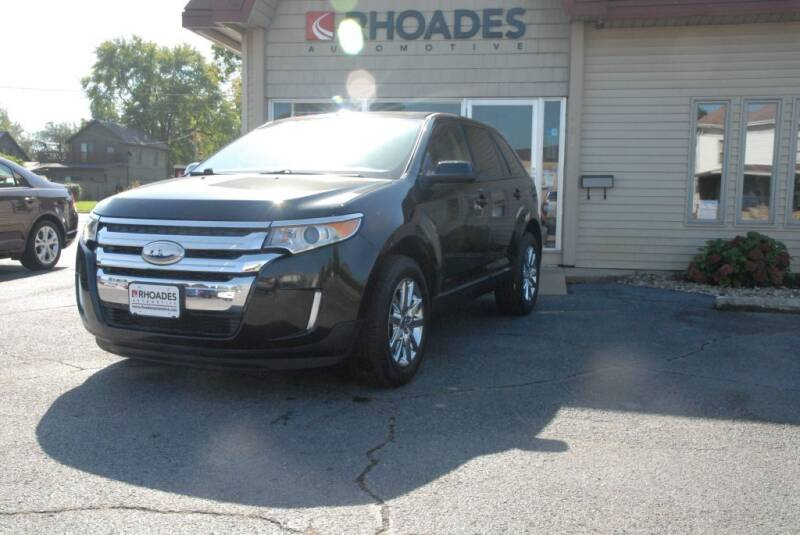 2013 Ford Edge for sale at Rhoades Automotive Inc. in Columbia City IN