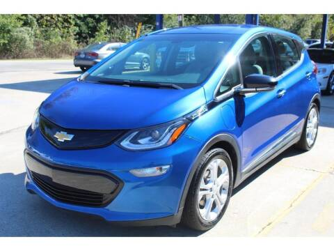 2019 Chevrolet Bolt EV for sale at Inline Auto Sales in Fuquay Varina NC