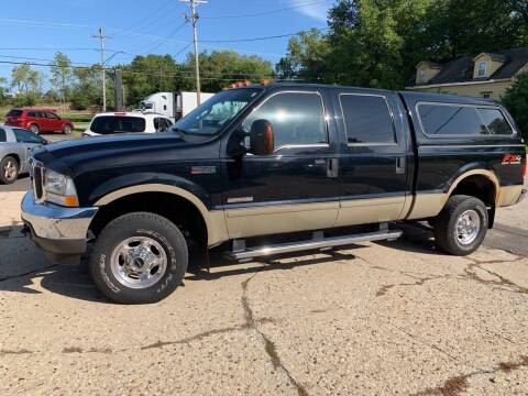 2004 Ford F-350 Super Duty for sale at NJ Quality Auto Sales LLC in Richmond IL