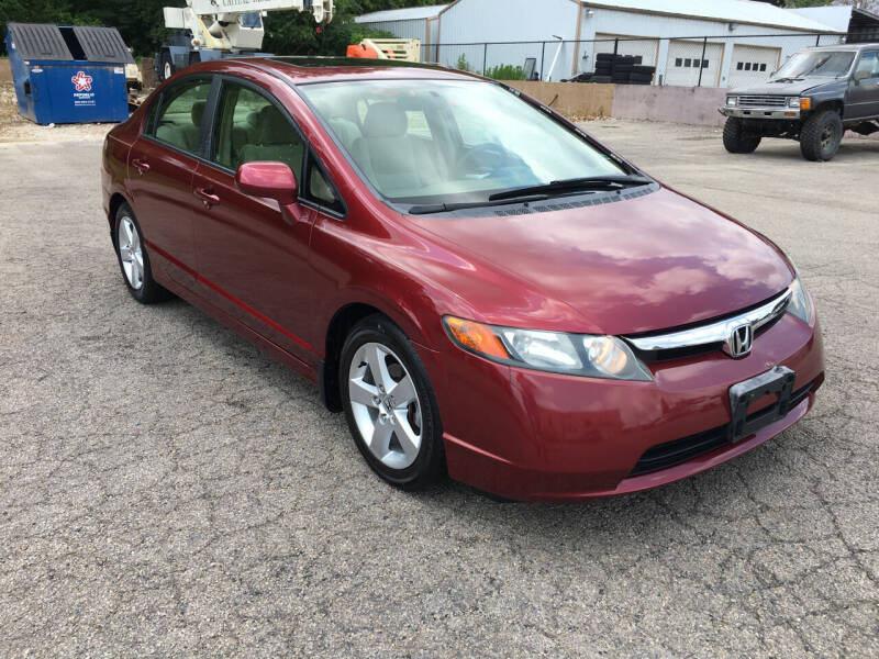 2007 Honda Civic for sale at Woody's Auto Sales in Jackson MO