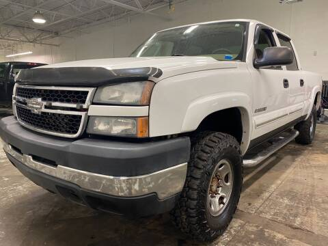 2007 Chevrolet Silverado 2500HD Classic for sale at Paley Auto Group in Columbus OH