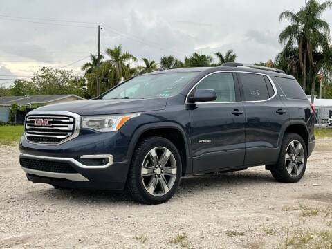 2018 GMC Acadia for sale at Auto Direct of South Broward in Miramar FL
