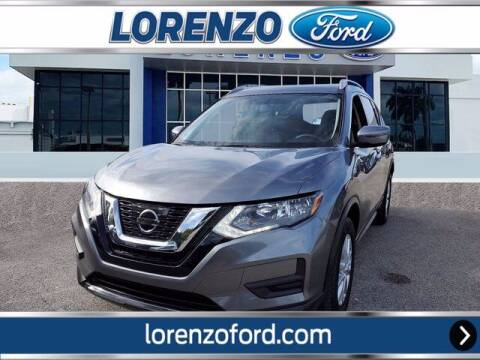2017 Nissan Rogue for sale at Lorenzo Ford in Homestead FL