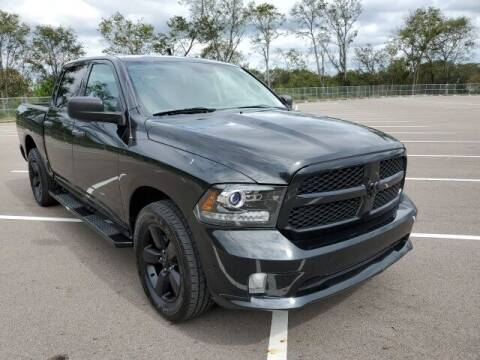 2015 RAM Ram Pickup 1500 for sale at Parks Motor Sales in Columbia TN