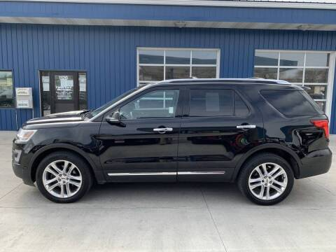 2017 Ford Explorer for sale at Twin City Motors in Grand Forks ND