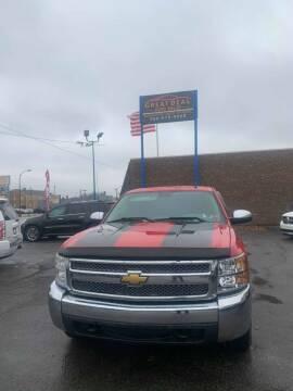 2012 Chevrolet Silverado 1500 for sale at GREAT DEAL AUTO SALES in Center Line MI