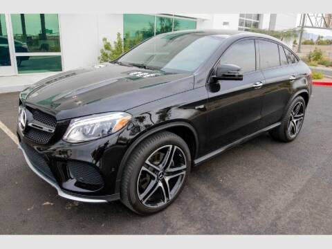2017 Mercedes-Benz GLE for sale at REVEURO in Las Vegas NV