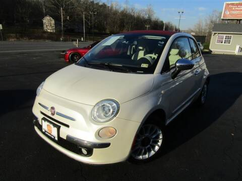 2013 FIAT 500c for sale at Guarantee Automaxx in Stafford VA