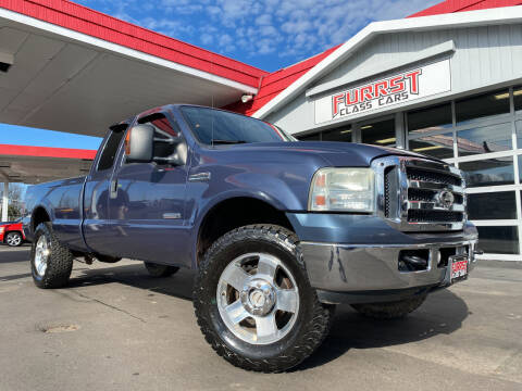 2006 Ford F-250 Super Duty for sale at Furrst Class Cars LLC in Charlotte NC