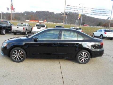 2017 Volkswagen Jetta for sale at Jerry's Auto Mart in Uhrichsville OH
