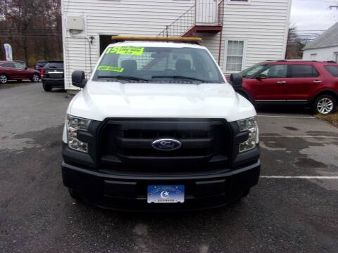 2015 Ford F-150 for sale at Balic Autos Inc in Lanham MD