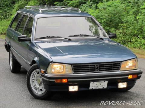 1986 Peugeot 505 Turbo for sale at Isuzu Classic in Cream Ridge NJ