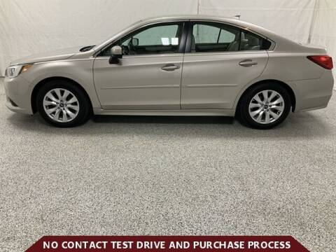 2017 Subaru Legacy for sale at Brothers Auto Sales in Sioux Falls SD