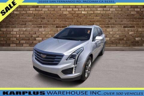 2017 Cadillac XT5 for sale at Karplus Warehouse in Pacoima CA