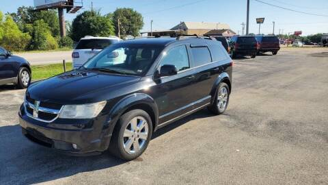 2010 Dodge Journey for sale at Aaron's Auto Sales in Poplar Bluff MO