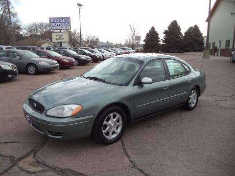 2006 Ford Taurus for sale at Budget Motors - Budget Acceptance in Sioux City IA