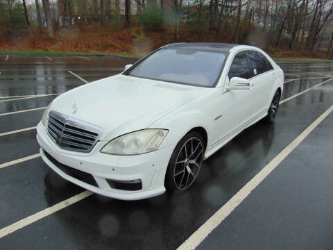 2007 Mercedes-Benz S-Class for sale at Lakewood Auto in Waterbury CT