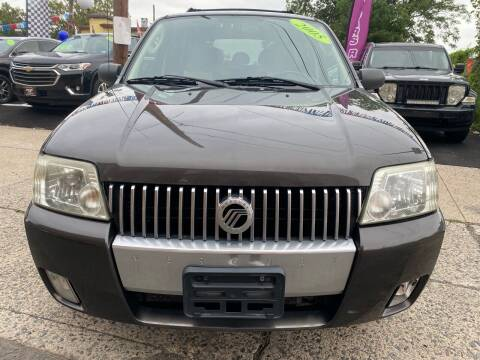 2005 Mercury Mariner for sale at Best Cars R Us in Plainfield NJ