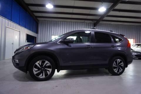 2016 Honda CR-V for sale at SOUTHWEST AUTO CENTER INC in Houston TX
