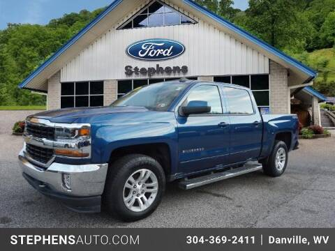 2016 Chevrolet Silverado 1500 for sale at Stephens Auto Center of Beckley in Beckley WV