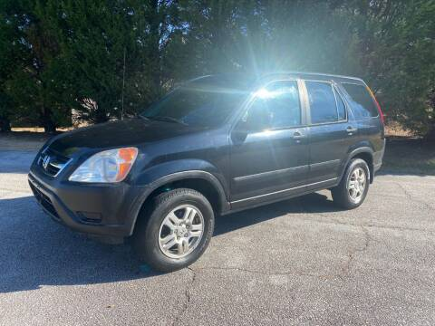 2003 Honda CR-V for sale at Front Porch Motors Inc. in Conyers GA