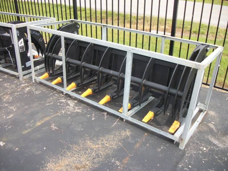 2021 New Skid steer  Grapple Buckets for sale at Classics Truck and Equipment Sales in Cadiz KY
