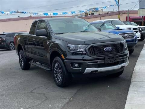 2019 Ford Ranger for sale at Messick's Auto Sales in Salisbury MD