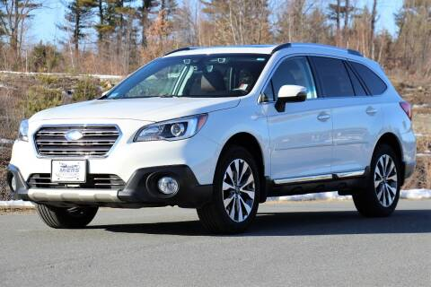 2017 Subaru Outback for sale at Miers Motorsports in Hampstead NH