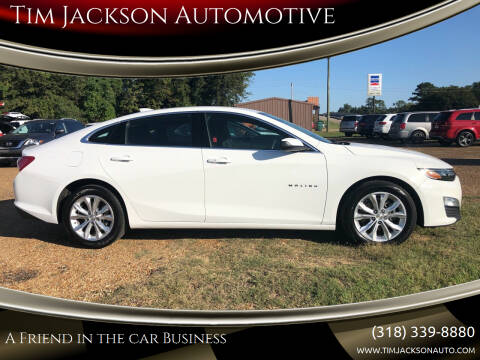 2020 Chevrolet Malibu for sale at Tim Jackson Automotive in Jonesville LA