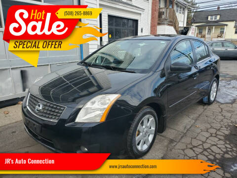 2007 Nissan Sentra for sale at JR's Auto Connection in Hudson NH