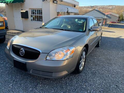 2007 Buick Lucerne for sale at JM Auto Sales in Shenandoah PA