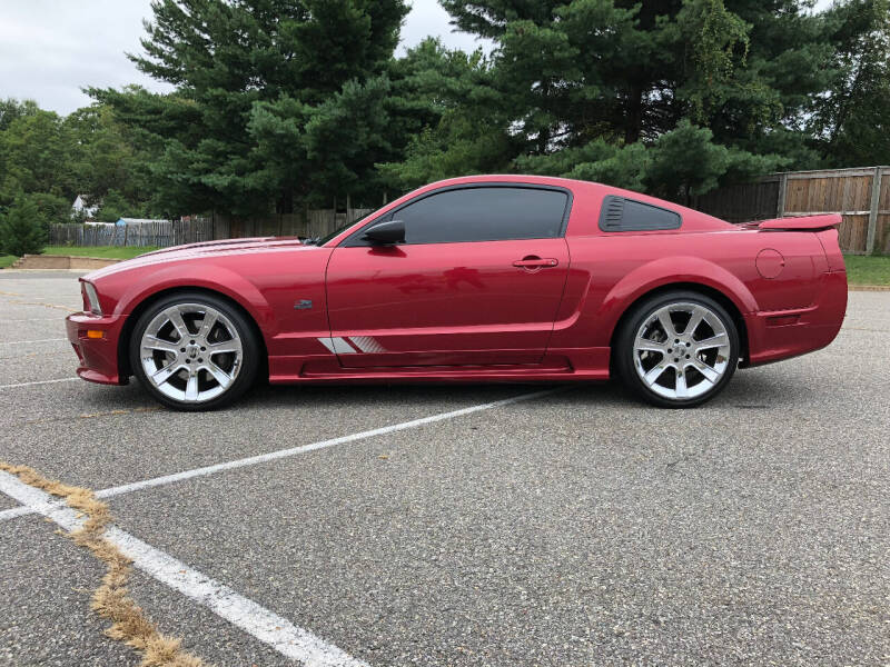 2007 Ford Mustang for sale at Superior Wholesalers Inc. in Fredericksburg VA
